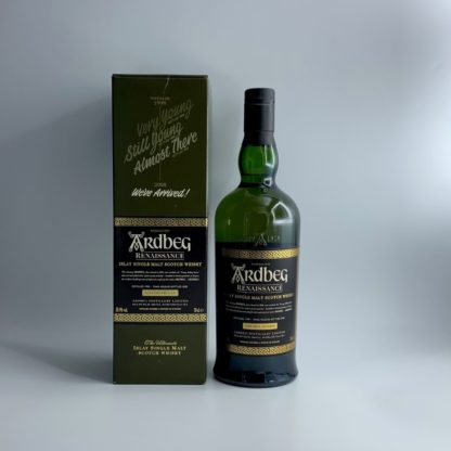 Ardbeg Renaissance We've Arrived 2008 Bottling 1998